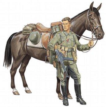 Soldado de Caballeria de 1930
