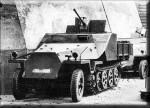 Sd Kfz 251/17 – Schützenpanzerwagen (2cm FlaK38)