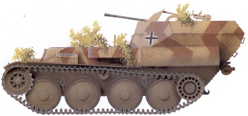 flakpanzer38