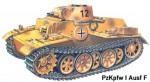 Panzer I Ausf. F (VK 1801)