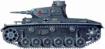 Panzer III F