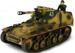 SdKfz 124 – Wespe