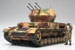 SdKfz 161/4 – Flakpanzer IV Wirbelwind